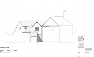Haddenham Cottage listed building conversion
